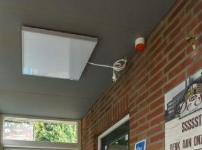 Duurzaam verwarmen scholen