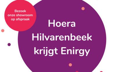 Hoera! Hilvarenbeek krijgt Enirgy!